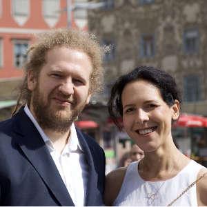 Paul Stangl und Barbara Stangl