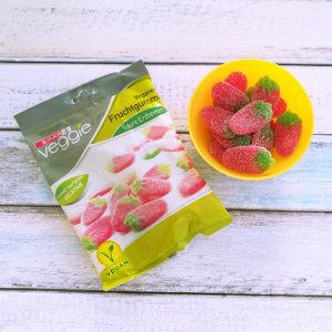 Saure Erdbeeren von Spar Veggie