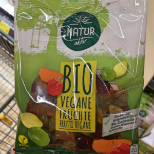 Vegane Bio Fruchtgummi von Hofer/Aldi