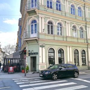 Außenansicht Ginko Graz