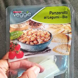 Vegane Ravioli mit Kichererbsenfüllung von Spar Veggie